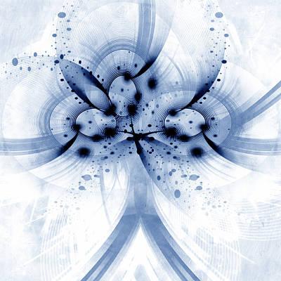 God Particle 4 Art Print