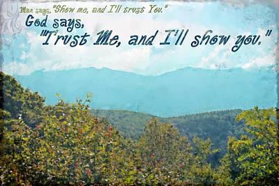 Rose - God Says by Michelle Greene Wheeler
