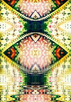 Go'd Tears Art Print by Candee Lucas