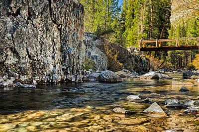 Soap Suds - Goddard Canyon by Shauna Milton