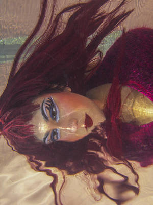 Photograph - Goddess Awaken by Scott Campbell