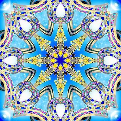 Digital Art - Godlike Thrust by Derek Gedney