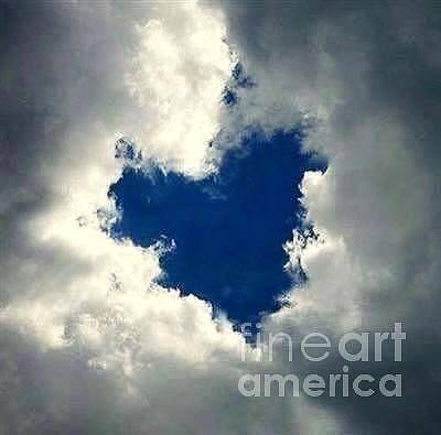 Photograph - God's Love by Alex Rahav