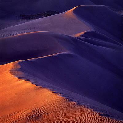 Jeff Johnson Photograph - God's Sandbox by Jeff Johnson