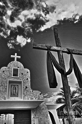 Photograph - Mexican Church by Sarah Mullin