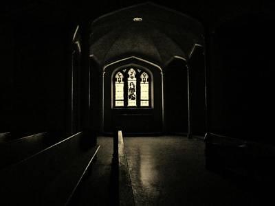 Atonement Photograph - God's Window by Victoria Fischer