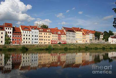 Photograph - Goerlitz Germany by Christiane Schulze Art And Photography
