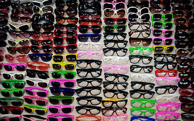 Photograph - Goggles by Money Sharma