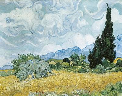 Gogh, Vincent Van 1853-1890. A Art Print