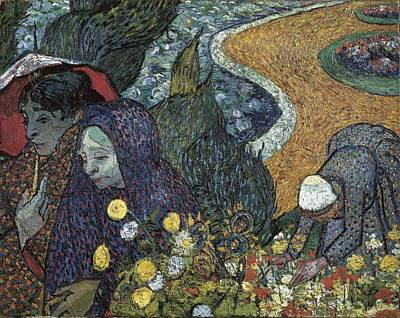 Gogh, Vincent Van 1853-1890. Memory Art Print by Everett