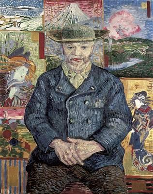 Gogh, Vincent Van 1853-1890. P�re Art Print by Everett