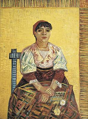Gogh, Vincent Van 1853-1890. The Art Print by Everett