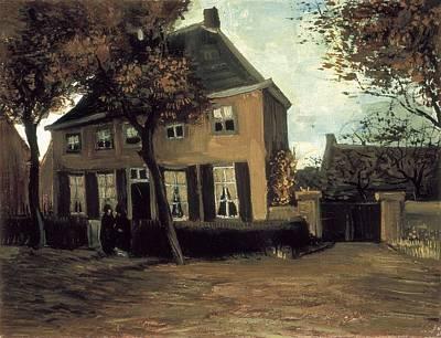 Gogh, Vincent Van 1853-1890. The Parish Art Print by Everett