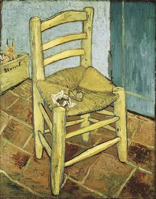 Gogh, Vincent Van 1853-1890. Van Goghs Art Print by Everett
