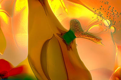 Going Bananas Art Print by Omaste Witkowski