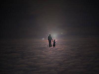 Going Home Original by Ken Figurski