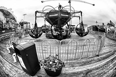 Seaside Heights Photograph - Going In Circles by John Rizzuto