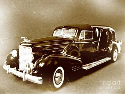 Going Out In Style Art Print by John Malone