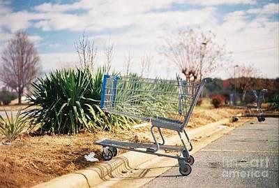 Going Shopping Original by Robert Loe