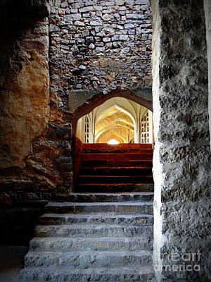 Photograph - Golconda Fort 1 by Padamvir Singh