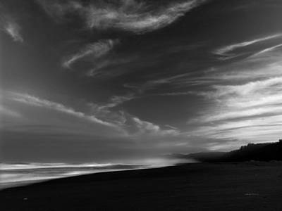 Photograph - Gold Beach by Leland D Howard