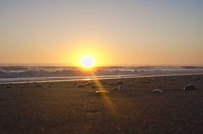 Photograph - Gold Beach Sunset by Daniel Sheldon