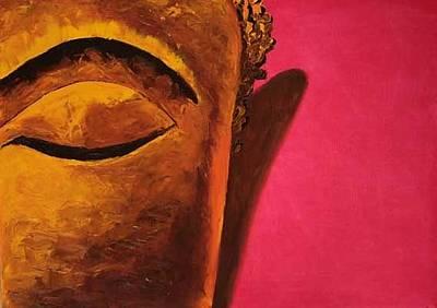 Nataliya Painting - Gold by Gaus Nataliya