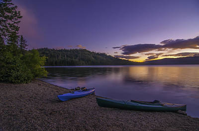 Photograph - Gold Lake Paradise by Sherri Meyer