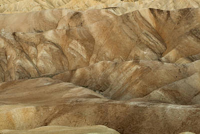 Photograph - Golden Canyon Death Valley by Greg Kluempers