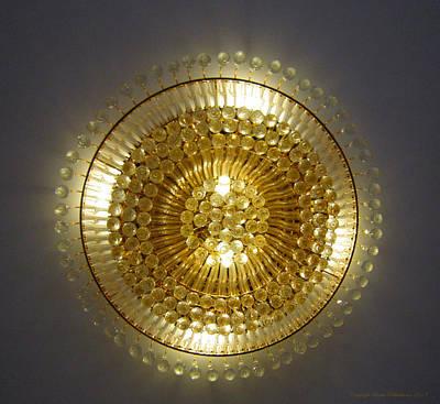 Photograph - Golden Circle by Leena Pekkalainen
