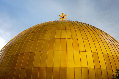Photograph - Golden Dome by John McArthur