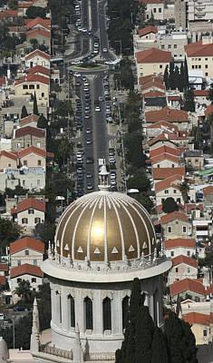 Photograph - Golden Dome by Karen Zuk Rosenblatt