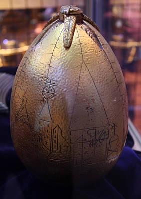 Photograph - Golden Egg by David Nicholls