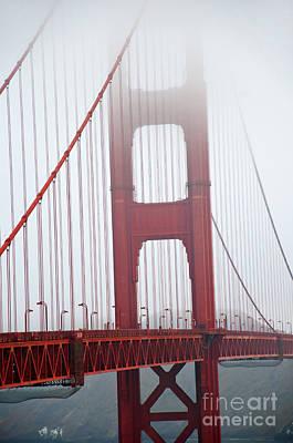 Photograph - Golden Gate Bridge by Brenda Kean