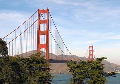 Photograph - Golden Gate Bridge No.8 by Christopher Winkler