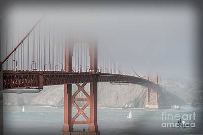 Photograph - Golden Gate Bridge by Ronald Grogan