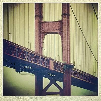 California Wall Art - Photograph - Golden Gate by Jill Battaglia