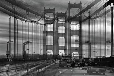 San Francisco Photograph - Golden Gate by Jois Domont (
