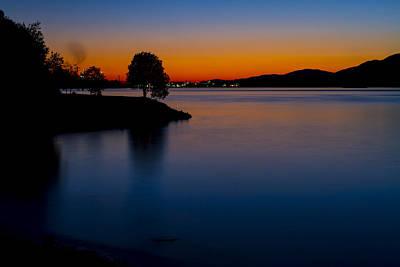 Photograph - Golden Horizon by Windy Corduroy