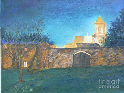 Painting - Golden Queen by Cheryl Damschen