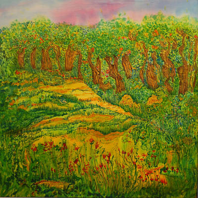 Painting - Everyday-a New Beginning by Susan D Moody