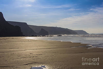 Photograph - Golden Sands by Brian Roscorla
