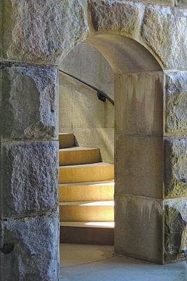 Photograph - Golden Staircase by Marcia Lee Jones