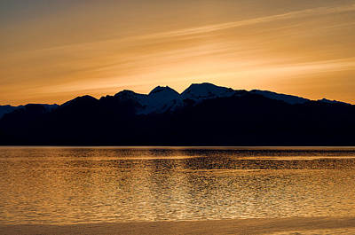 Photograph - Golden Sunrise by Marilyn Wilson