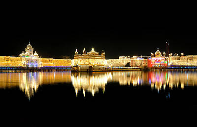 Photograph - Golden Temple by Manjot Singh Sachdeva