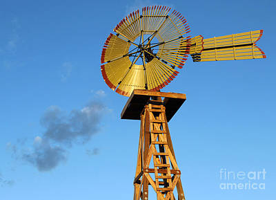 Golden Windmill Original