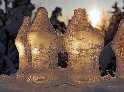 Photograph - Golden Winter by Sami Tiainen