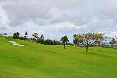 Photograph - Golf Fairway by John Orsbun