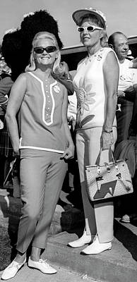 Photograph - Golf Fashion Wear by Underwood Archives