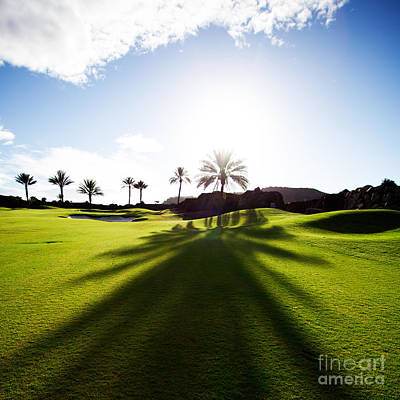 Photograph - Golfing by Kati Molin